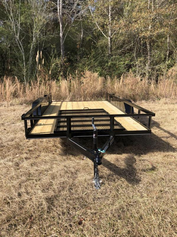"""2019 Other 6'10""""x14' Utility Trailer"""