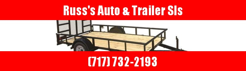 2020 Top Hat Trailers 6.5X10 Utility Trailer