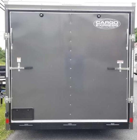 2020 Cargo Express 7X14 XLW Enclosed Cargo Trailer