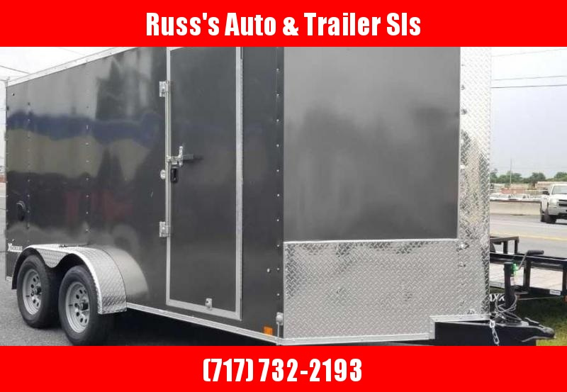 2020 Cargo Express 7X14 XLW Enclosed Cargo Trailer