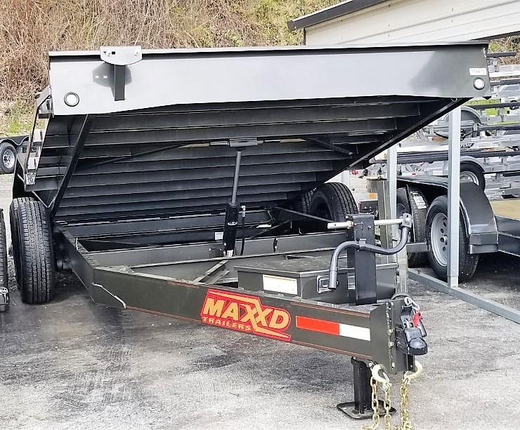 "2020 MAXXD 20'X102"" 14K POWER TILT Car / Racing Trailer"