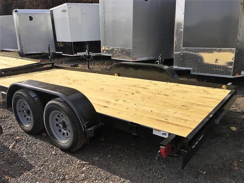 2020 Top Hat Trailers 7x16 Car / Racing Trailer