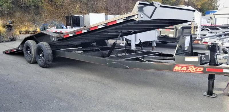 "2020 MAXXD 24'X102"" POWER TILT TRAILER 14K"