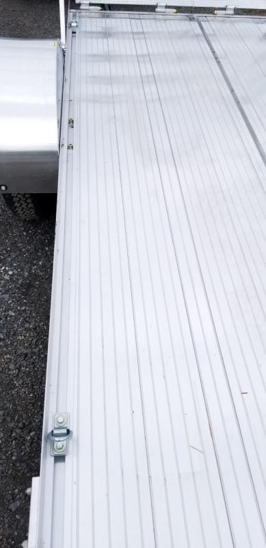 2020 Triton Trailers 5X10 Aluminum Utility Trailer