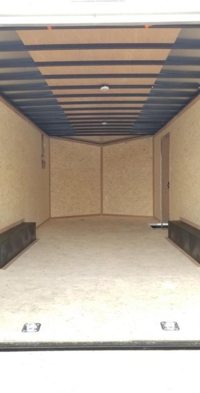 2020 Cargo Express 8.5x20 Enclosed Cargo Trailer