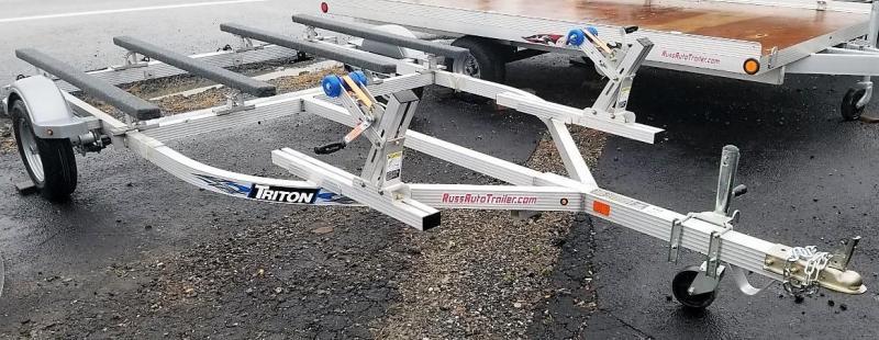 2020 Triton Trailers LTWCII-X 2-PLACE JET SKI W/REAR RATCHET STRAPS