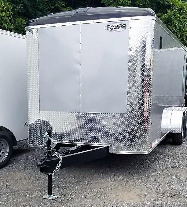 2020 Cargo Express 7X16 XLR Enclosed Cargo Trailer