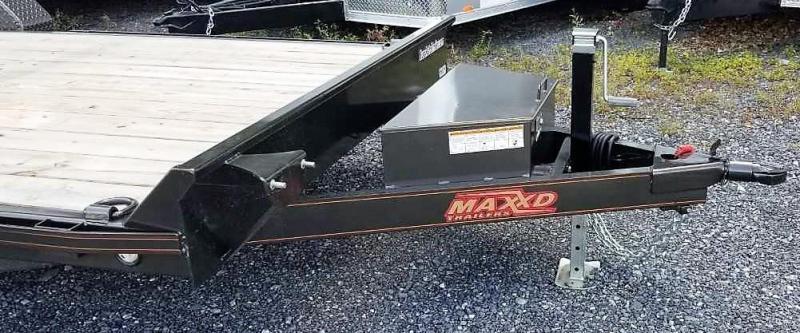 """2019 MAXXD 7X20 5"""" Power Tilt Car / Racing Trailer 7K"""