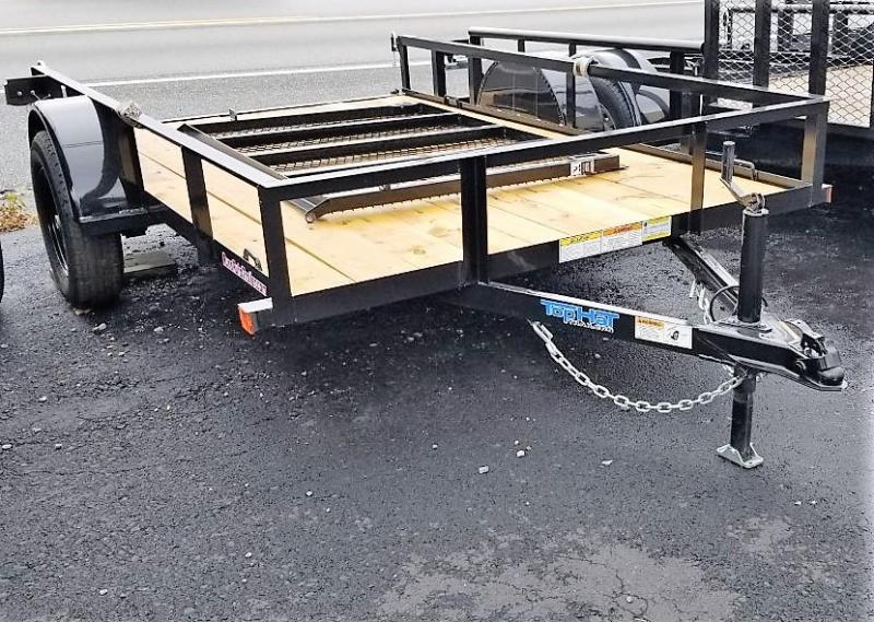 2020 Top Hat Trailers 6X10 Utility Trailer