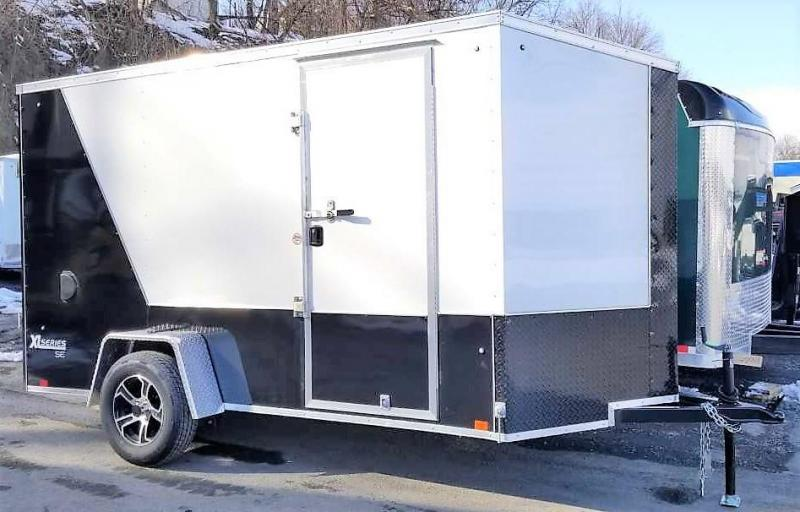 2020 Cargo Express 6x12 XLW SE Enclosed Trailer
