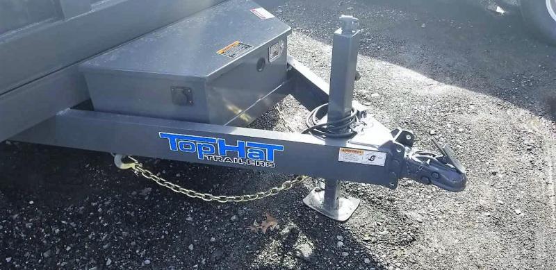 2019 Top Hat 7X12 Dump Trailer 12K