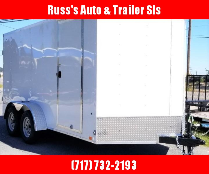 2020 Cargo Express 7X14 Enclosed Cargo Trailer w/Double Doors