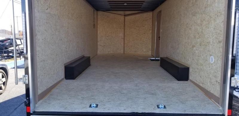 2021 Cargo Express 8.5X20 Enclosed Trailer 9900LB GVWR