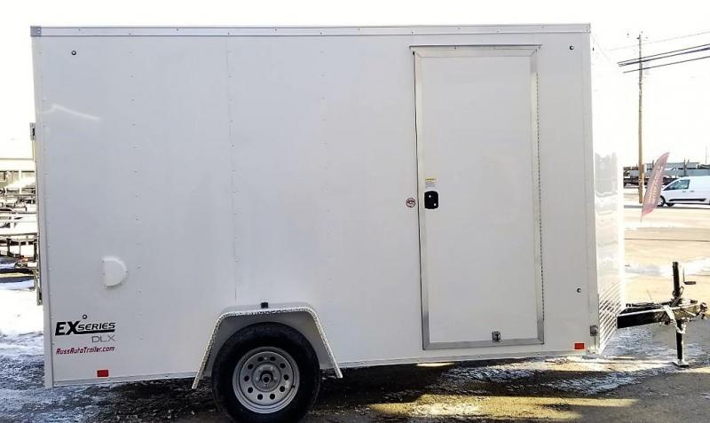2021 Cargo Express 7x12 Enclosed Cargo Trailer