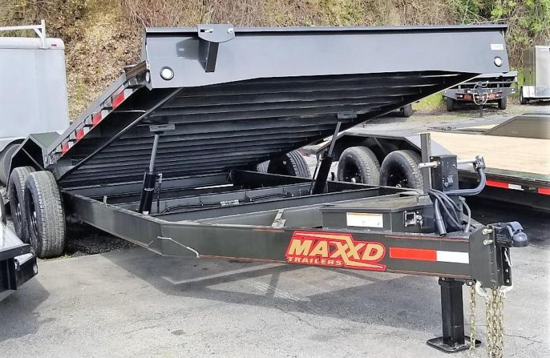 "2020 MAXXD 24'X102"" 14K POWER TILT Car / Racing Trailer"
