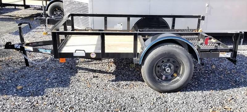 2020 Top Hat Trailers 5X8 Utility Trailer