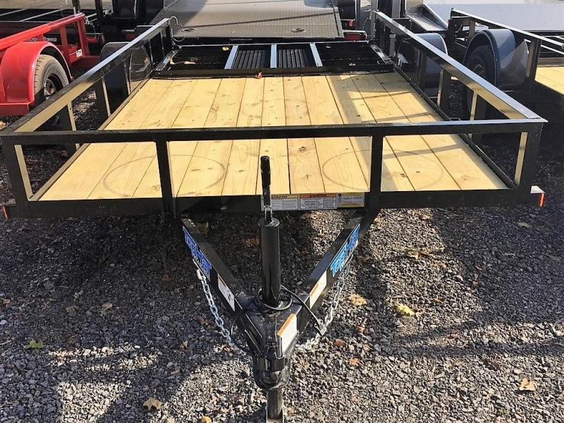 2020 Top Hat Trailers 6.5X12 Utility Trailer
