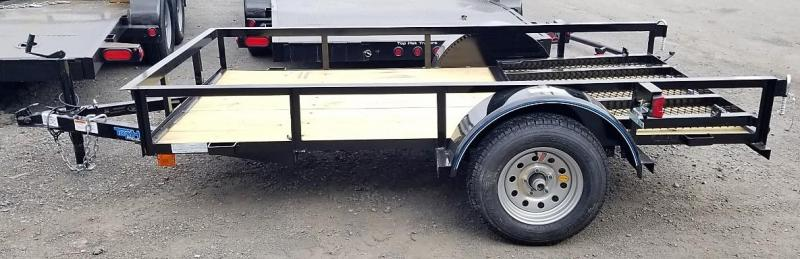 2020 Top Hat Trailers 4.5X9 Utility Trailer
