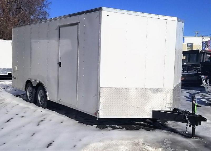2021 Cargo Express 8.5X18 Enclosed Cargo Trailer 9900GVWR