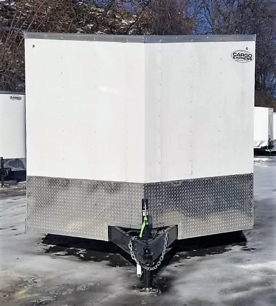 2021 Cargo Express 8.5X18 Enclosed Cargo Trailer 7ft Int Ht