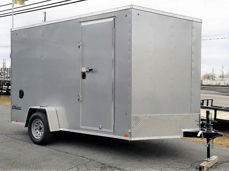 2021 Cargo Express 7X12 Enclosed Cargo Trailer