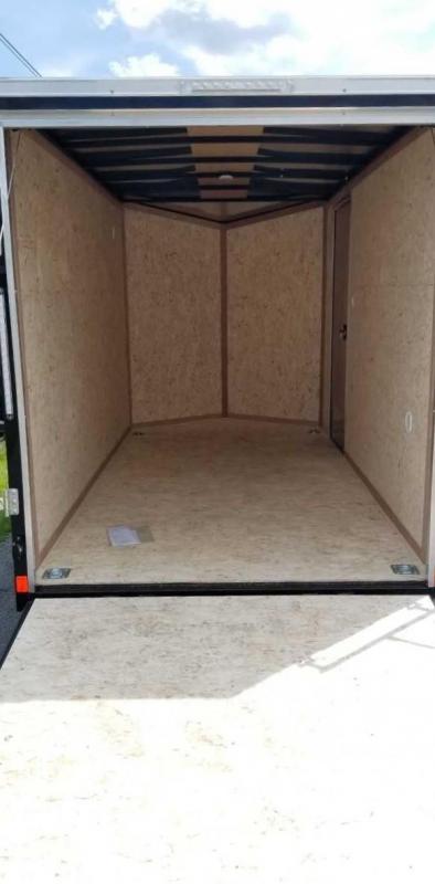 2020 Cargo Express 6 X 12 XLW Enclosed Cargo Trailer