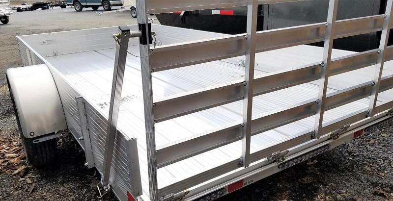2020 Triton Trailers 6x12 Utility Trailer Aluminum