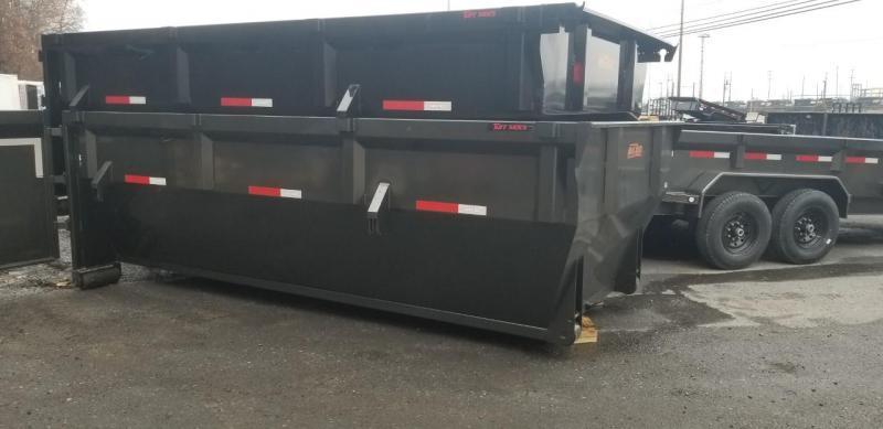 2020 MAXXD 14' Dump Trailer ROLL OFF BIN