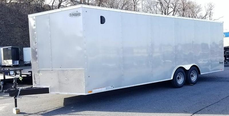 2021 Cargo Express 8.5x24 Enclosed Cargo Trailer