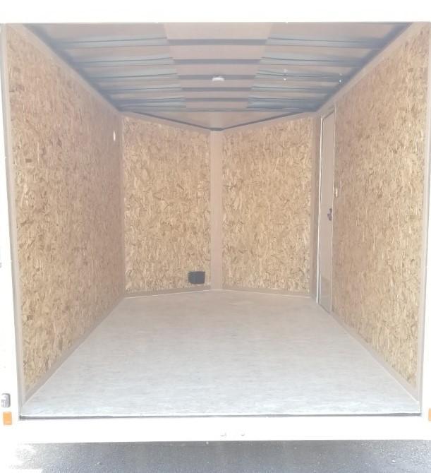 2020 Cargo Express 7X14 Enclosed Cargo Trailer w/Double Doors