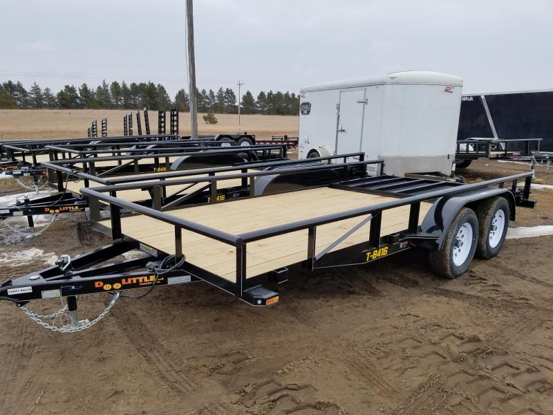 Sparks  20' Tandem Utility with a Dove