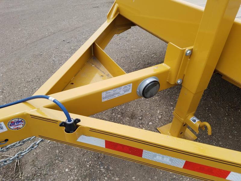 Sparks 20' Skidsteer Trailer heavy duty 8k axles