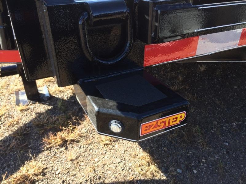 Sparks  22' tilt Equipment Trailer (18' on the tilt +4' stationary)