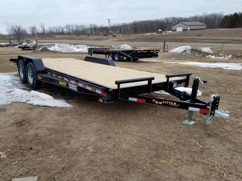 Sparks 20' Car Hauler with 5200lb Axles in  ND