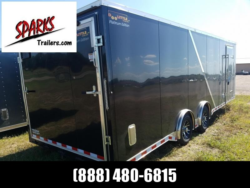 Sparks 8.5X24' Enclosed Loaded with AC