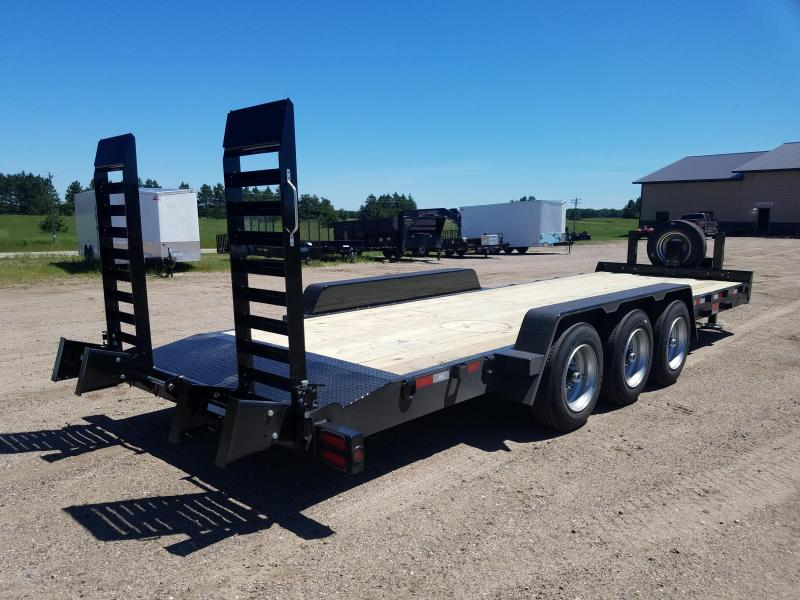 Sparks Heavy Duty 24' Skidsteer Trailer