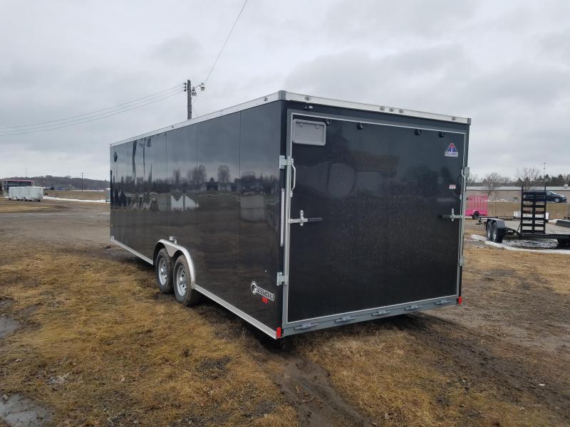 Sparks  8.5'X24' Enclosed Cargo Trailer
