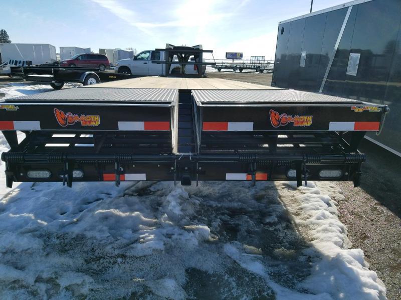 Sparks  32' Gooseneck 10k Axles and Monster Ramps