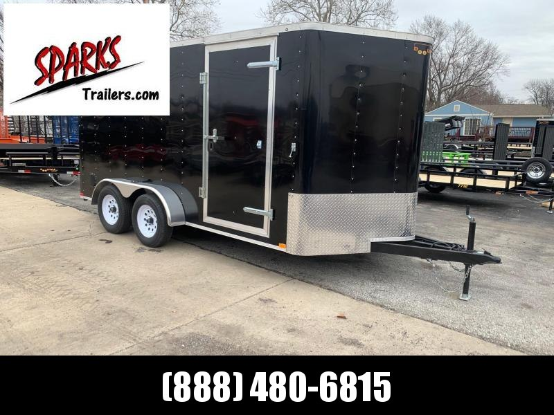 Sparks 7'X16'  Enclosed Cargo Trailer