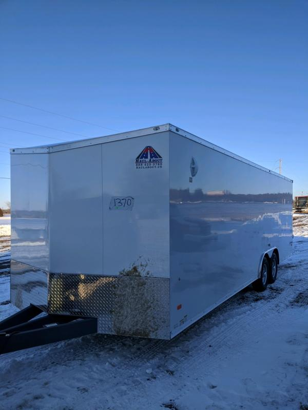 Doolittle  8.5'X24' Enclosed Cargo Trailer