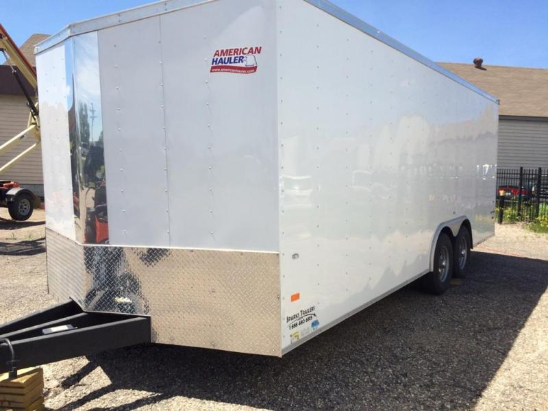 Sparks  8.5'X24' Enclosed Cargo Trailer in  ND