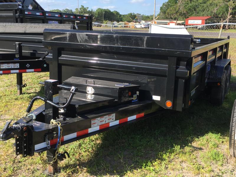 2020 Load Trail 7x16 Heavy Duty Dump Trailer