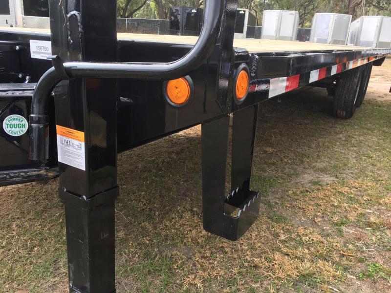 2020 Load Trail 102x24 Straight Deck Equipment Trailer