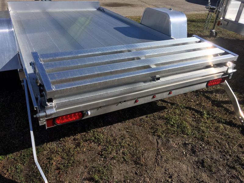 2020 Aluma 63x10 Utility Trailer