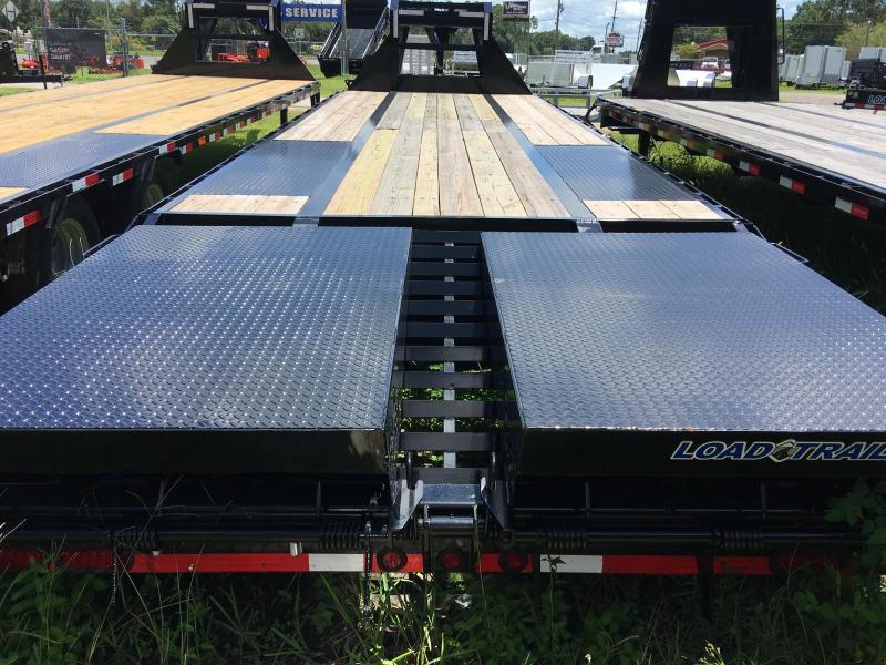 2019 Load Trail 8.5x30 Gooseneck Equipment Trailer