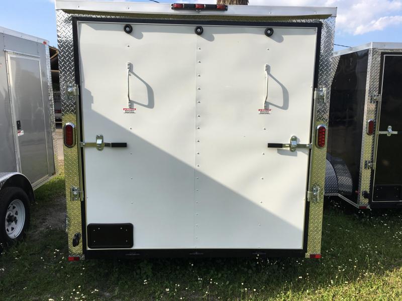 2020 Arising 7x12 Tandem Axle Enclosed Cargo Trailer