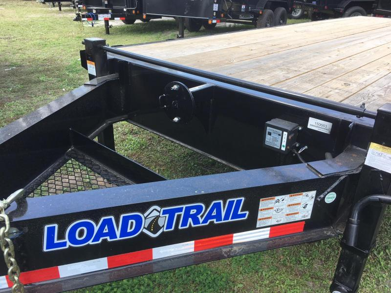 2019 Load Trail 8.5x20 Equipment Trailer