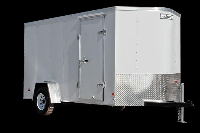 2019 Haulmark PPT6X10DS2 Enclosed Cargo Trailer