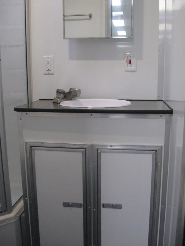 <b>SOLD 3 Others to Choose from</b>  2019 48' Platinum GN w/Lrg. Full  Bathroom w/Separate Shower Just Add Mattress!