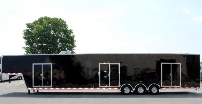 Multi-Car Transport Dream Traile 2020 53' Millennium Platinum Car with all the Extras!